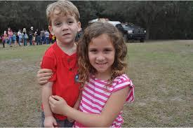 PHOTO GALLERY: Gene Witt Elementary Winter Carnival - Jackson and Ava Riley  | Your Observer