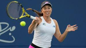 She played collegiate tennis at the university of virginia and won the ncaa. A0jib8lnp3cd0m