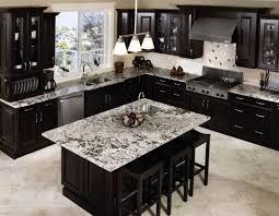 Kitchen Island Centerpiece Furniture Dazzling Black Kitchen Cabinets Decoration Ideas