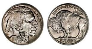 What Is The Value Of A Buffalo Indian Head Nickel