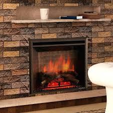 33 electric fireplace insert sert 33 wide
