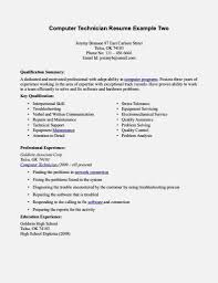 Sample Computer Technician Resume Entry Level Pharmacy Technician Resume Template Network Engineer 6