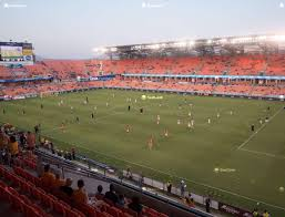 Bbva Compass Stadium Section 203 Seat Views Seatgeek