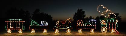 Holiday Lights Train Holiday Lights Outdoor Christmas Lighting Commercial Led