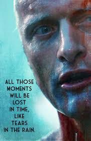 Blade Runner Quotes Enchanting Blade Runner Blade Runner Pinte