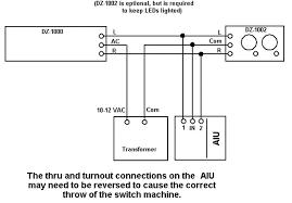 wiring dz1000 to aiu o gauge railroading on line forum wiring dz1000 to aiu