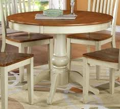 42 inch table amazing brown white inch round dining table with erfly leaf 42 inch high table base