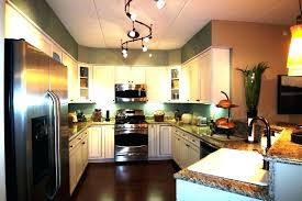 flexible track lighting for kitchen with pendant cord kit above rattan