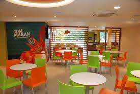 restaurant unions pan asian fast food restaurant loughborough university su gmp design