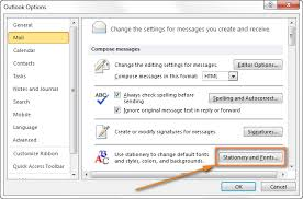 outlook mail templates create email templates in outlook 2016 2013 for new messages