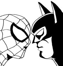 Spiderman Coloring Pages To Print Out - FunyColoring