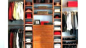 canvas closet organizer in cloth shelf closet organizer