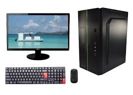 nallu assembled 15 6 inch all in one desktop core 2 duo 2gb 250gb windows 7 trial integrated graphics in computers accessories