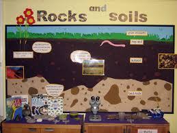 Gorgeous rocks and soils display