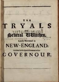 cotton mather s account of the m witch trials the  cotton mather s account of the m witch trials 1693