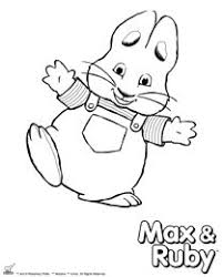 Small Picture 10 best max and ruby images on Pinterest Colouring pages Free