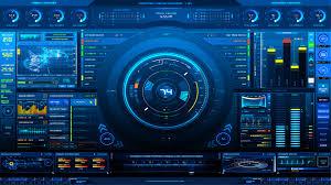 cool hd desktop backgrounds 1920x1080. Beautiful Backgrounds Hd 1920x1080 Wallpaper Space Blue High Tech Desktop And Cool Backgrounds F