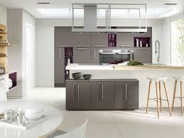 kitchen design purple and white. whitekitchendesignideastoinspireyou6 white kitchen design purple and
