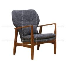 scandinavian furniture style. aurora scandinavian style lounge chair walnut finish solid oak wood armchair decor8 designer furniture outlet hong kong