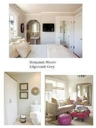 Edgecomb grey benjamin moore Beige Owlhaven Beach House Best Interior Grey