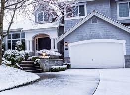 winter weather can present a problem for your garage when it gets cold and damp it can be the perfect conditions to cause wear and even damage to the