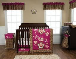 animal print baby bedding sets berry leopard collection baby girl bedding sets animal print