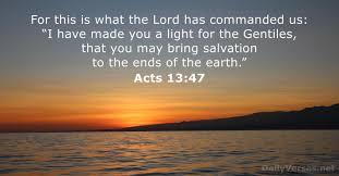Let There Be Light Verse 35 Bible Verses About Evangelism Niv Kjv Dailyverses Net