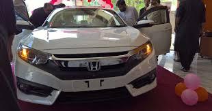 Honda Pakistan Introduces Special Offers On Honda Civic