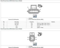 3 wire pickup wiring diagram dolgular com heated oxygen sensor conversion at Three Wire O2 Sensor Wiring