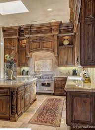Delightful Back To: Beautiful Tuscan Kitchen Decorating Ideas