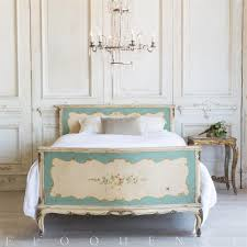 Chateau French Country Style Sleigh Bed  DCG StoresCountry Style Bed