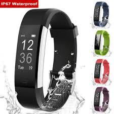 Track My Blood Pressure Smart Watch Bracelet Wristband Fitness Tracker Blood Pressure Heart