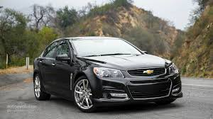2015 Chevrolet SS Rumored to Get Six-Speed Manual and Magnetic ...