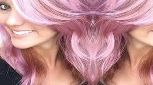 20 Wundersch Ne Pastell Rosa Frisuren Und Haarfarben Youtube