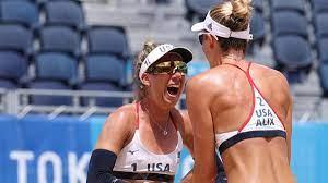 2020 Tokyo Olympics: USA's April Ross ...