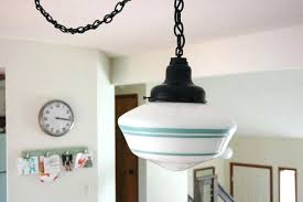 vintage schoolhouse pendant light schoolhouse lighting perfect blend of vintage modern blog vintage schoolhouse ceiling light