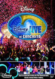 Disney Channel Live El Concierto [Import espagnol]: Amazon.de: DVD & Blu-ray