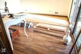 flooring reviews vinyl plank floor tutorial nucore