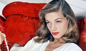 Image result for LAUREN BACALL