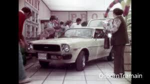 1975 Toyota Corolla Liftback Commercial - Supermarket - YouTube