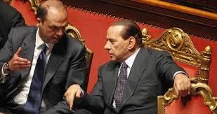LE NOTIZIE DEL GIORNO. Duello finale fra Berlusconi e Alfano. In alto mare l'abolizione delle province. Germania nel mirino dell'Ue