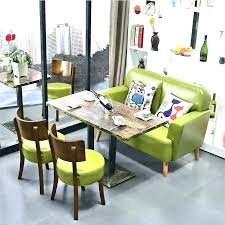 couch dining table dining table with sofa seating sofa seating contemporary cafe furniture wooden dining table