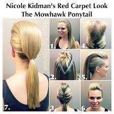 Peinados Modernos Y Faciles Paso A Paso Peinados Con Plancha