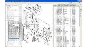 forklift parts  komatsu forklift parts 2011
