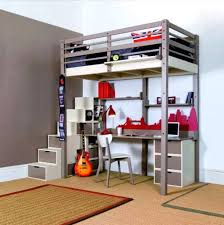 cool bunk beds with desk. Loft Bed With Desk Underneath Cool Bunk Designs Desks And Beds