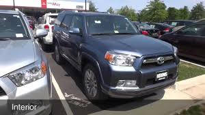 2012 Toyota 4Runner Limited: Review - YouTube