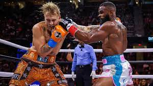 Tyron Woodley claims Jake Paul is ...