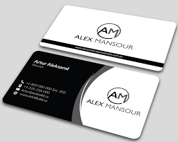 design freelancer entry 13 by allhajj17 for business card design for freelance