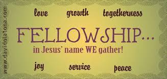 OUR PURPOSE AS A CHURCH: FELLOWSHIP | David Olatona