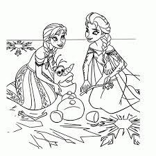 25 Het Beste Elsa Frozen Liedjes Kleurplaat Mandala Kleurplaat